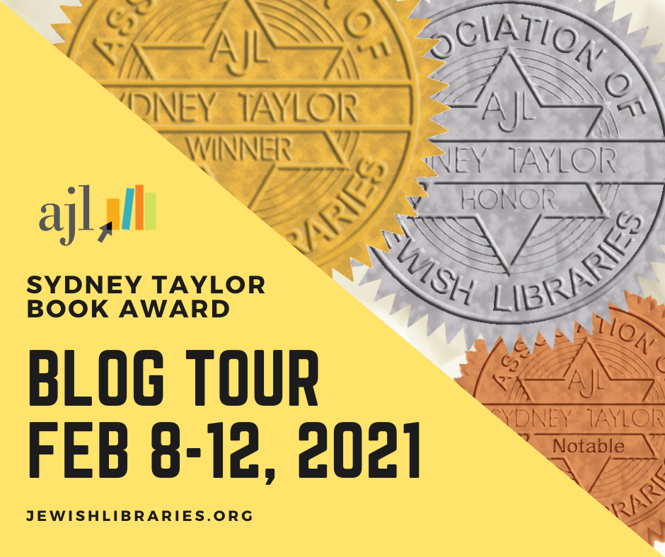 Sydney Taylor Award 2021 Blog Tour